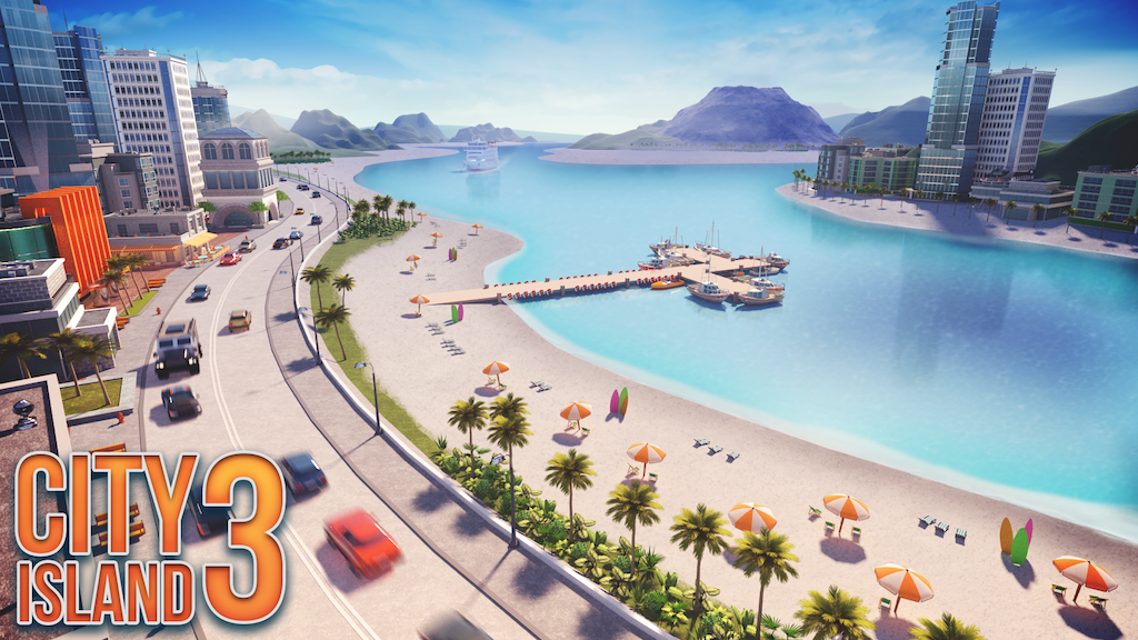 City Island 3 – Building Sim